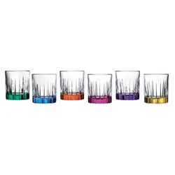 RCR Timeless Multicolor Shot Glasses (Set of 6)