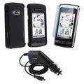 BasAcc Car Charger/ Case/ Protector for Verizon LG enV Touch VX11000