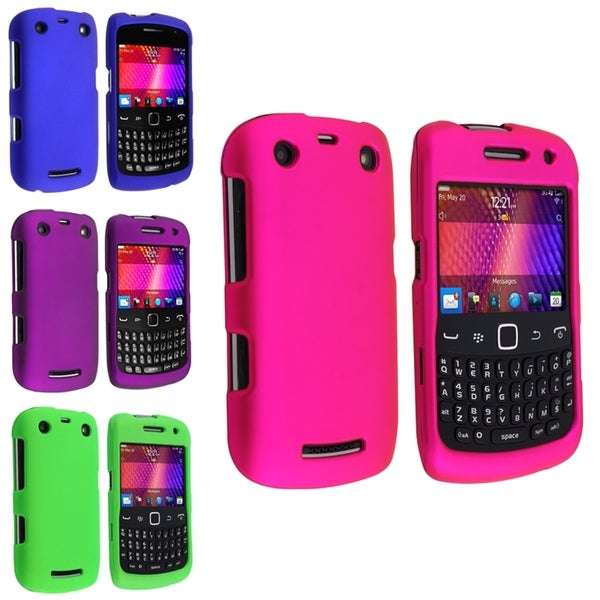 BasAcc Pink/ Blue/ Purple/ Green Cases for BlackBerry 9350/ 9360/ 9370