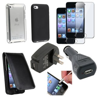 BasAcc Cases/ Charger/ Protector for Apple iPod Touch 4th Generation