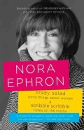 Crazy Salad and Scribble Scribble: Some Things About Women and Notes on Media (Paperback)