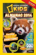 National Geographic Kids Almanac 2014 (Paperback)