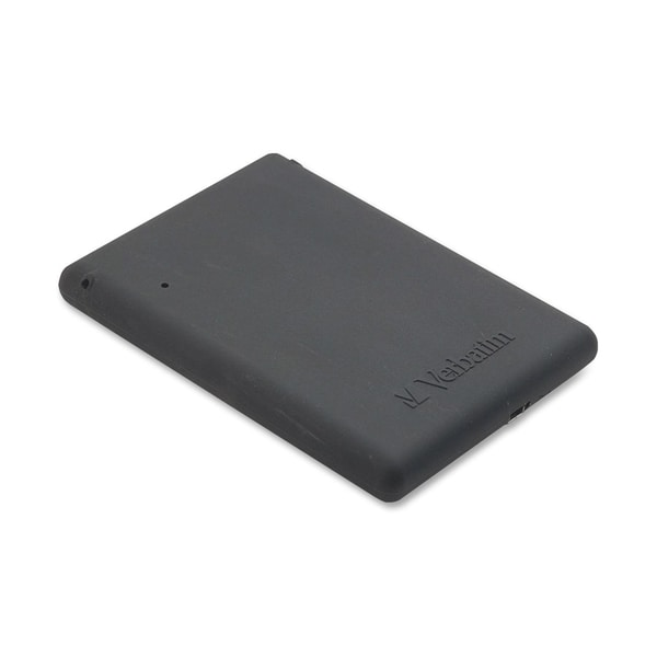 Verbatim 500GB Titan Portable Hard Drive, USB 3.0 - Black