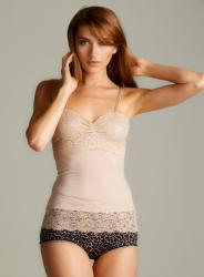 Fit Fascination Camisole With Lace