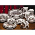 Johnson Brothers Friendly Village 28-Piece Dinnerware Set