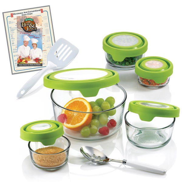 Anchor Hocking 14-piece Storage Bowl Set