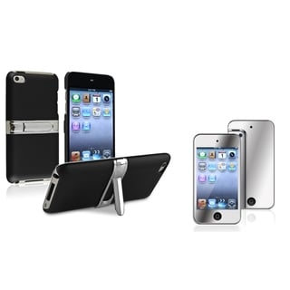 BasAcc Black Case/ Screen Protector for Apple� iPod Touch Generation 4