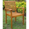 International Caravan Royal Tahiti Oslo Contemporary Chairs (Set of 2)