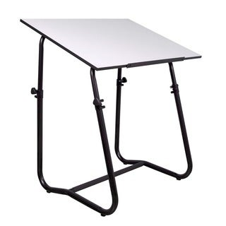 Studio Design Tech Drafting Table Black