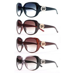 Anais Gvani Women's Large Square Frame Fashion Sunglasses