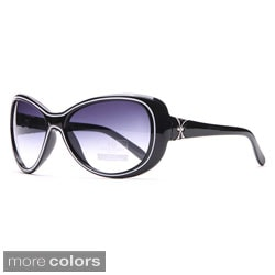 Anais Gvani Women's Wide Sunglasses