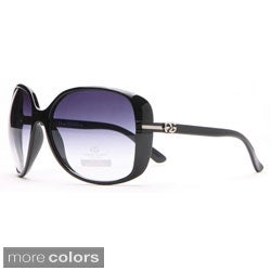 Anais Gvani Women's Round Oblong Sunglasses