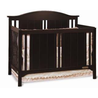 Child Craft Watterson 4-in-1 Jamocha Convertible Crib
