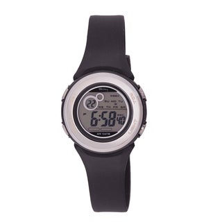 Tekday Children's Black Plastic Digital Sport Watch