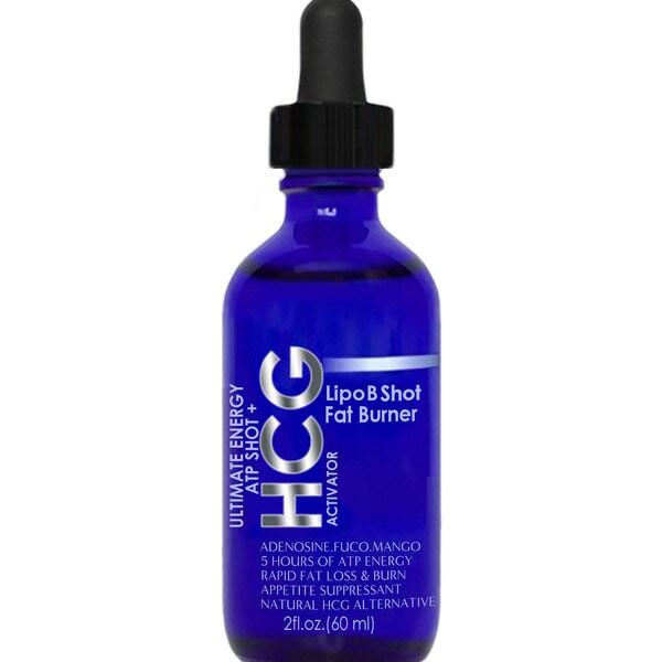 Ultimate Energy HCG Activator Lipo B Shot Fat Burner (Buy Two Get One Free)