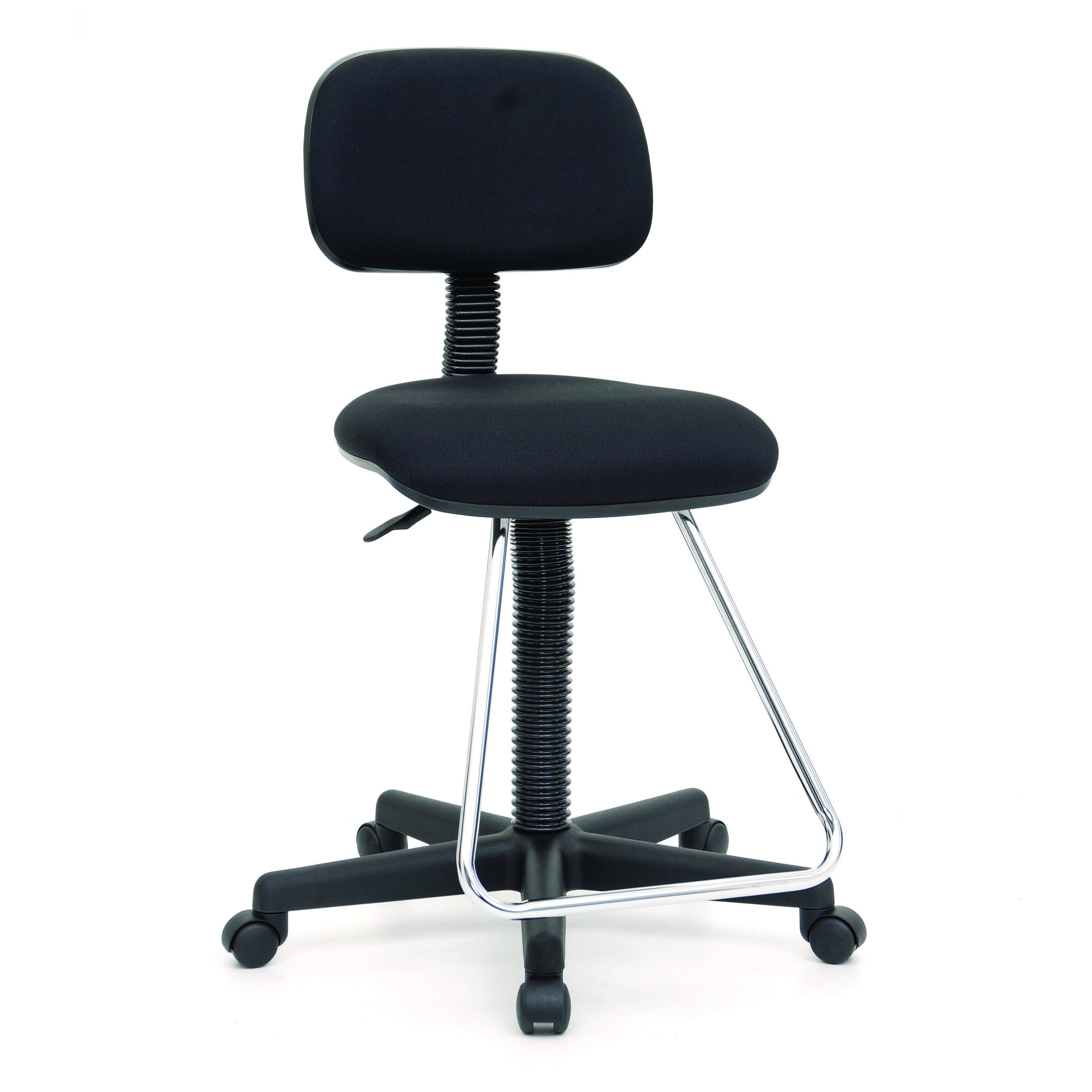 Overstock.com Studio Designs Black Maxima II Drafting Chair at Sears.com