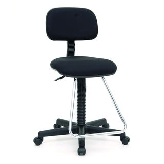 Studio Designs Black Maxima II Drafting Chair