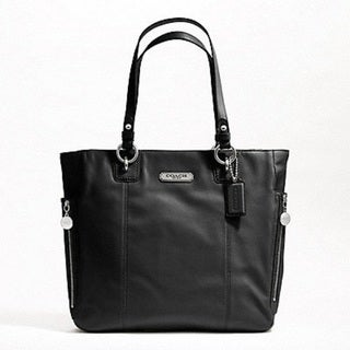 Coach Gallery Leather Zipper Tote