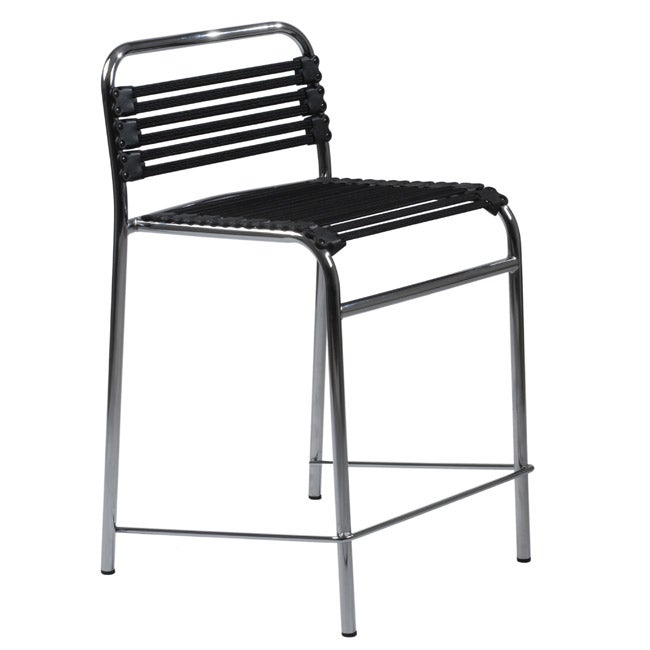 Bungie-C Flat Counter Chairs (Set of 4)