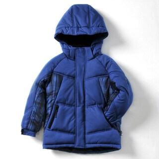 Rothschild Boys Tonal Plaid Jacket