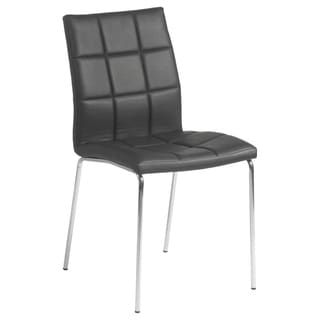 Cyd Black Side Chairs (Set of 4)