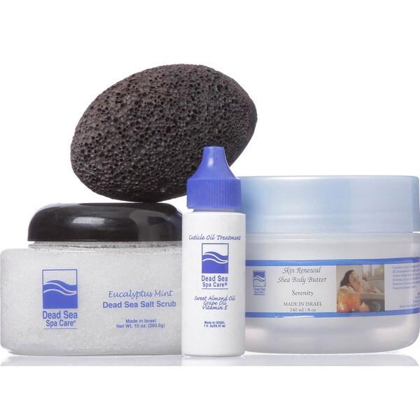 Serenity 4-Piece Skin Care Set