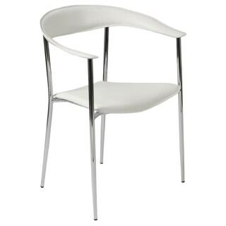 Tanya White Chairs (Set of 2)