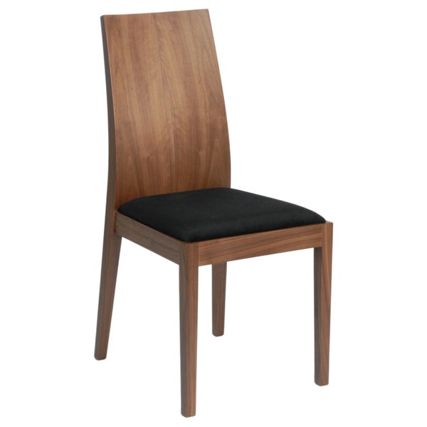 Deanna Walnut Chairs (Set of 2)