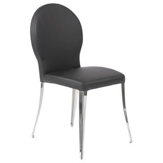 Farid Black Dining Chairs (Set of 2)