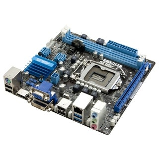 Asus P8H61-I R2.0 Desktop Motherboard - Intel H61(B3) Express Chipset
