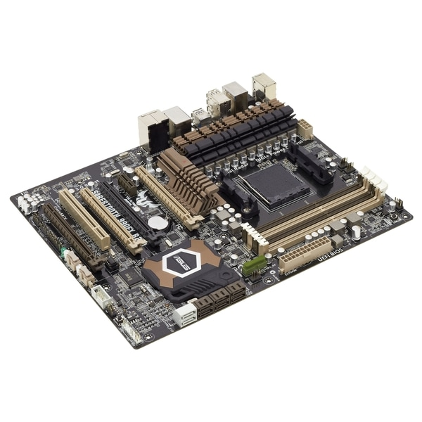 Asus SABERTOOTH 990FX R2.0 Desktop Motherboard - AMD 990FX Chipset -