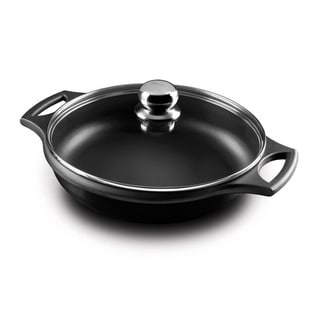 Fundix by Castey 9.5-inch 2.5-quart Sauteuse Pan