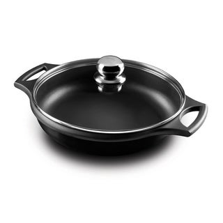 Fundix Black 5.5-quart Sauteuse Pan