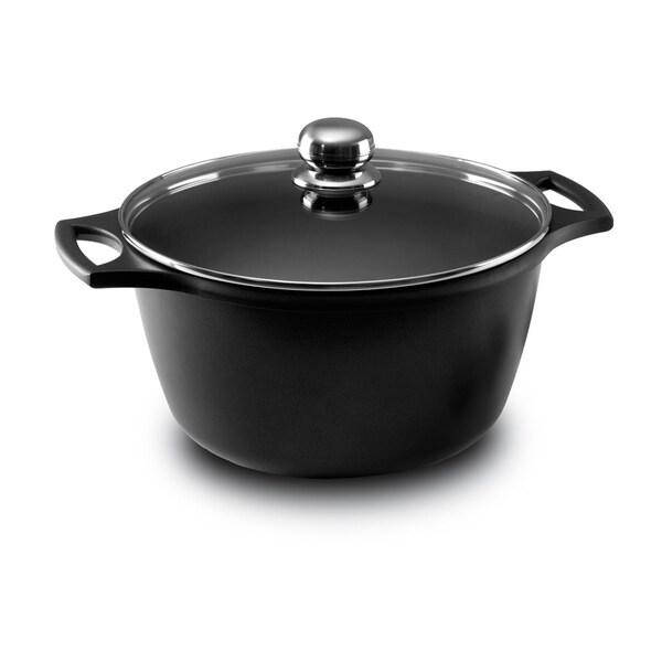 Fundix Black 11-quart Sauce Pot