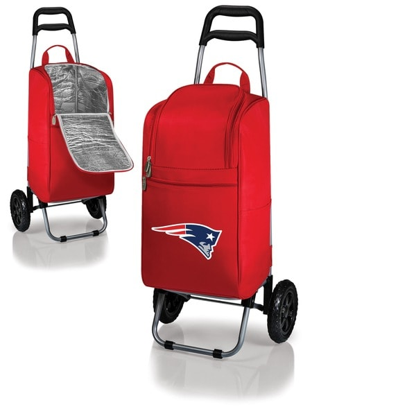 Picnic Time NFL AFC Teams Cart Cooler On Trolley
