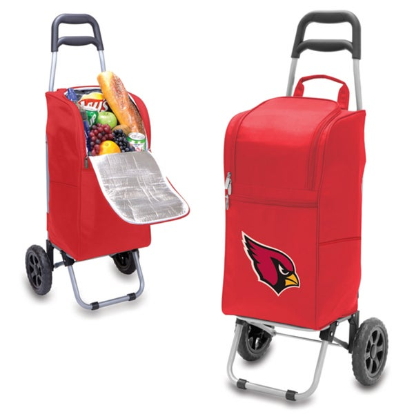 Cart Cooler On Trolley with 'NFL' NFC Logo