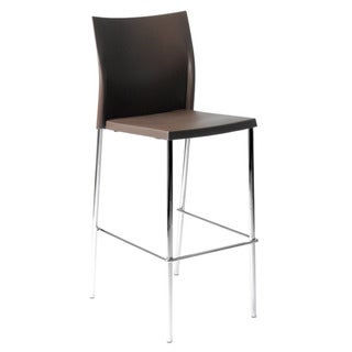 Brown Yeva Bar Chair (Set of 2)