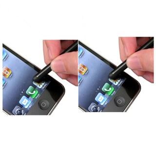 INSTEN Black Metal Stylus for Blackberry Playbook Tablet (Pack of 2)