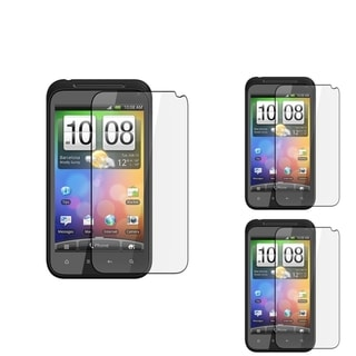 BasAcc Screen Protector for HTC Droid Incredible (Pack of 3)
