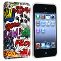 BasAcc HAHA Rear Snap-on Case for Apple iPod Touch 4th Generation