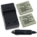 BasAcc Chargers/ Battery for Canon PowerShot SD430/ SD600/ SD630