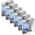 BasAcc Mirror Screen Protector for Apple iPod Touch 4th Generation (Pack of 6)