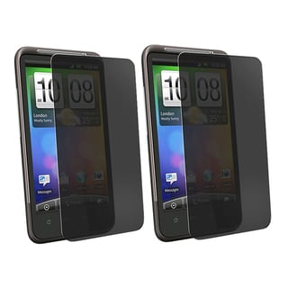 BasAcc Privacy Filter Screen Protector for HTC Inspire 4G (Pack of 2)