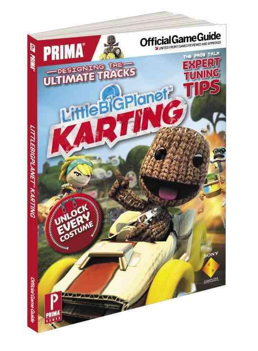 Little Big Planet: Karting: Prima Official Game Guide (Paperback)