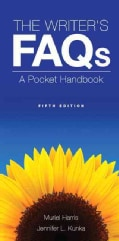 The Writer's FAQs: A Pocket Handbook (Paperback)