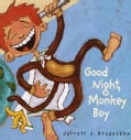 Good Night, Monkey Boy (Board book)