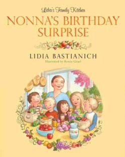 Nonna's Birthday Surprise (Hardcover)