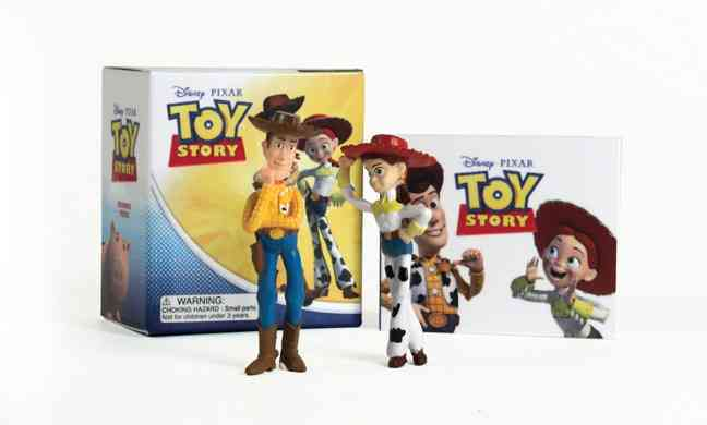 Toy Story: Woody and Jessie