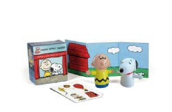 Peanuts Finger Puppet Theater: Starring Charlie Brown and Snoopy! (Hardcover)