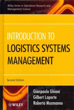 Introduction to Logistics Systems Management (Hardcover)